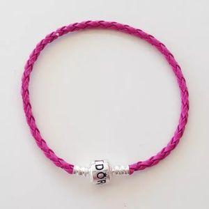 Braided Pandora bracelet